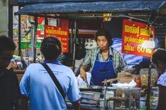 Życie Chinatown Zdjęcia Royalty Free