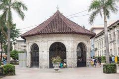 Życie codzienne filipińczycy w Cebu mieście Filipiny zdjęcie stock