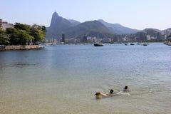Życie codzienne w Rio De Janeiro Obrazy Stock