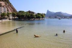 Życie codzienne w Rio De Janeiro Zdjęcie Stock