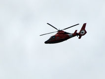 Życie helikopter Fotografia Royalty Free