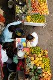 życie indyjska ulica Obrazy Royalty Free