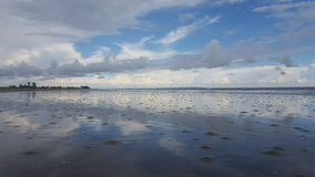 Życie jest plażą Zdjęcie Stock