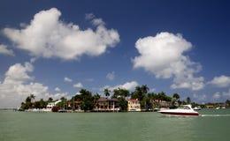 życie Miami Obrazy Royalty Free