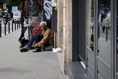 Życie na ulicie. Obrazy Stock