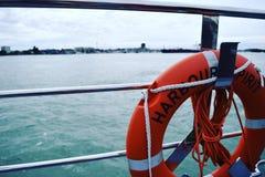 Życie pierścionek Falmouth Zdjęcie Stock