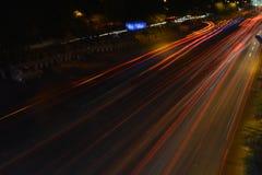 Życie podróżuje jak prędkość! Obraz Stock
