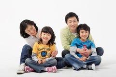 Życie Rodzinne III zdjęcie stock