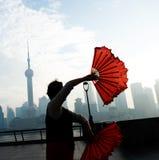 życie Shanghai Obraz Stock