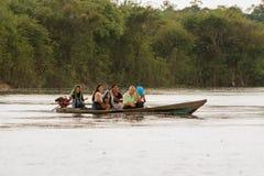Życie w Amazons Fotografia Royalty Free