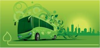 życiorys autobus Zdjęcia Stock