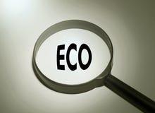 życiorys eco Zdjęcia Stock