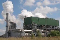 Życiorys etanol roślina 4 Zdjęcie Stock