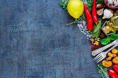 Życiorys Zdrowy jedzenie obrazy stock