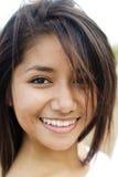 życzliwy szczęśliwy pozytywny uśmiech Zdjęcia Royalty Free
