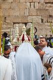 Żyd rytuał odziewają - tallit Fotografia Stock