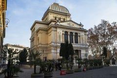 żydowska Italy synagoga Rome Zdjęcia Royalty Free