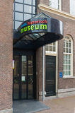 Żydowski dziejowy muzeum w Amsterdam Obraz Royalty Free