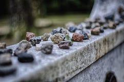 żydowski grób Fotografia Stock