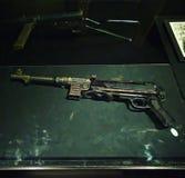Żydowski partyzana pistolet Zdjęcia Stock