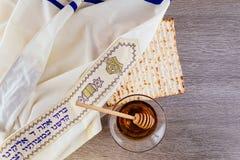 Żydowski wakacyjny hannukah z menorah tradycyjnym Fotografia Stock