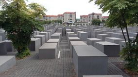 żydzi zamordowany memorial Obrazy Royalty Free