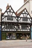 Ye House of John A`Port. Salisbury, Wilshire, England Stock Image