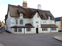 Ye Old White Horse, Spalding. Royalty Free Stock Image