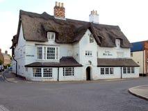 Ye Old White Horse, Spalding. Royalty Free Stock Image