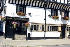 Ye olde kings head pub royalty free stock image