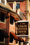 Ye Olde Oyster House in Boston Royalty Free Stock Images