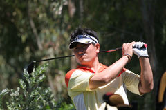 YE Yang, Golf Open de Andalucia 2007 Stock Photo