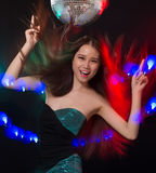 Yeah, let�s dance! Royalty Free Stock Photos