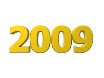 year 2009 Stock Photos