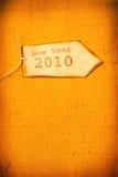 Year 2010 Royalty Free Stock Image