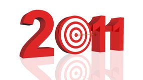 Year 2011 Target Stock Images