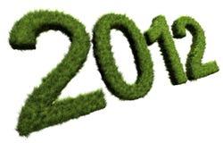 Year 2012 Royalty Free Stock Image