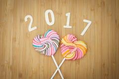 Year2017 Obraz Stock