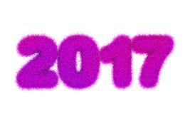 Year 2017 Stock Photos
