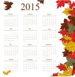 2015 year calendar Royalty Free Stock Image