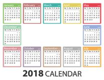 2018 year calendar week starts on monday monthly calendar template 2018 printable calendar