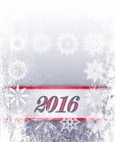 Year 2016 Royalty Free Stock Photos