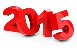 Year 2015 Royalty Free Stock Image