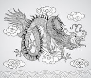 Year of Dragon Stock Images