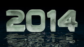 Year 2014 Stock Photos