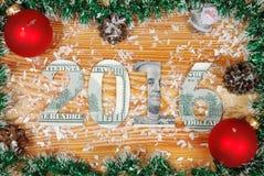 2016 year Royalty Free Stock Image