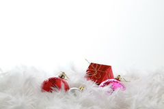 YEAR Joyeux Noel Royalty Free Stock Photography