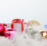 YEAR Joyeux Noel Royalty Free Stock Photo