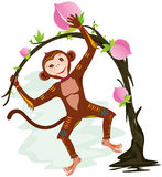 Year of the Monkey Royalty Free Stock Photography