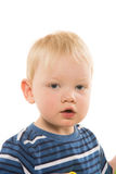 2-year-old boy Royalty Free Stock Photos